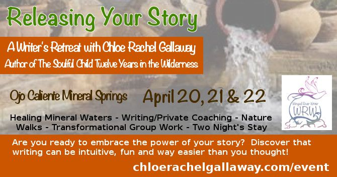 Writing Retreats Workshops Ojo Caliente Hot Mineral Springs New Mexico