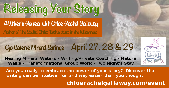 Releasing Your Story Writer's Retreat