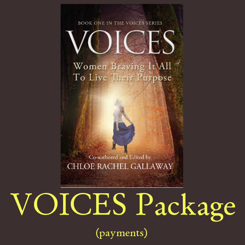 VOICES Package (6 payments)